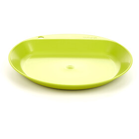 Wildo Camper Plate Flat yellow